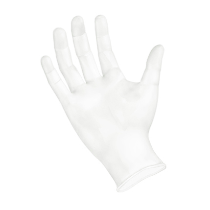SemperCare® Synthetic Vinyl Gloves