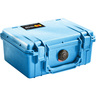 Protector Case™, Small, Model 1120, Blue, Polypropylene, without Foam