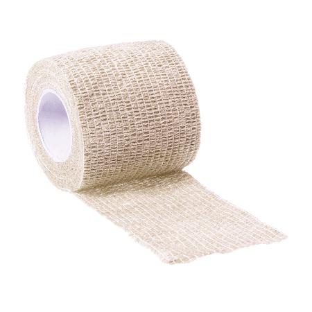 Curaplex® Cohesive Elastic Bandage, 2in, Tan
