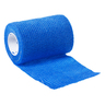 Curaplex® Cohesive Elastic Bandage, 3in, Blue