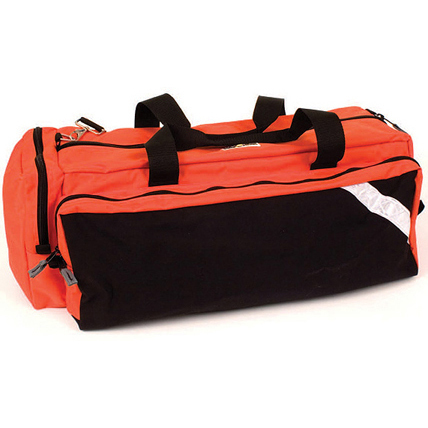 Curaplex® Oxy-Med Duffel, Orange, 27in L x 12in W x 10in H