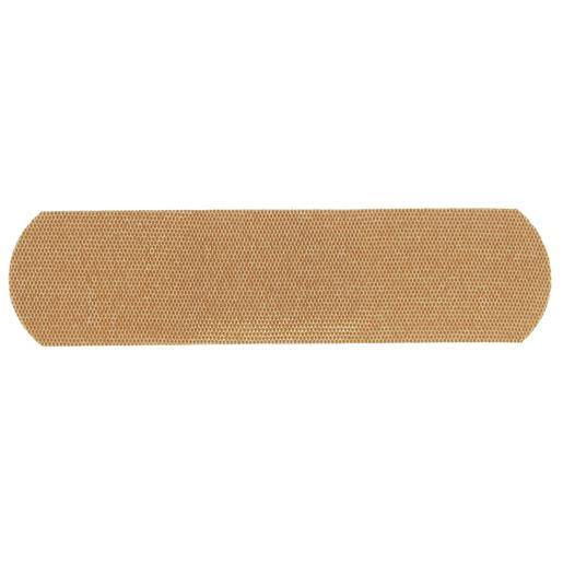 Curaplex® Fabric Adhesive Bandage, 3/4in x 3in