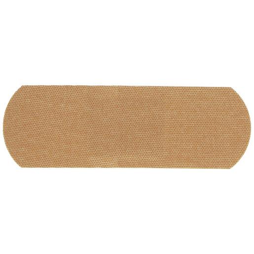 Curaplex® Fabric Adhesive Bandage, 1in x 3in
