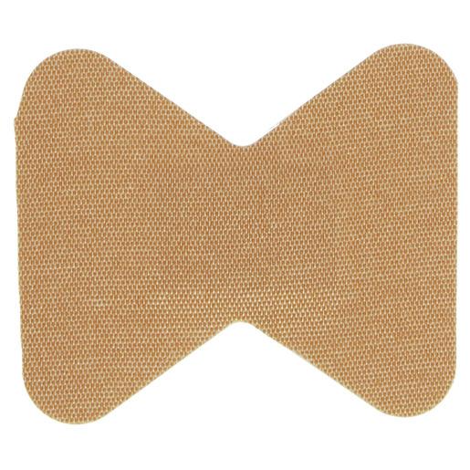 Curaplex® Fabric Adhesive Bandage (Fingertip), 1 3/4in x 2in