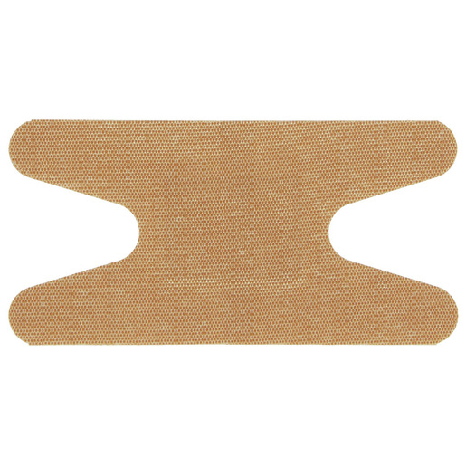 Curaplex® Fabric Adhesive Bandage (Knuckle), 3in x 1 1/2in