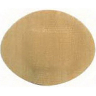 Coverlet Spot Adhesive Bandage, Tan, 1-1/4in