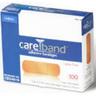 Careband™ Adhesive Bandage, Fabric, 1in x 3in
