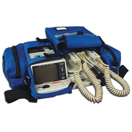 *Limited Quantity* Defibrillator Case, Zoll 1400/1600, Royal Blue