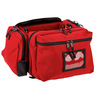 Curaplex® Defibrillator Case, M-Series, Red