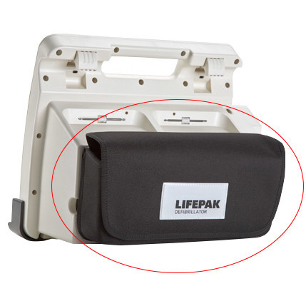 Back Pouch for the LifePak® 12