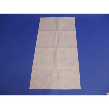 *Limited Quantity* Disposable Bath Towel, White, 20in x 40in