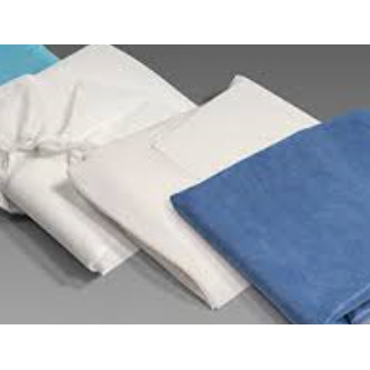Linen Pack with Resistant Fitted and Privacy Sheets w/ Pillow Case