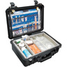 1500 EMS Series Medium Protector Case™ with Padded Dividers, Black