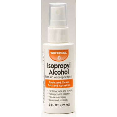 70% Isopropyl Alcohol, 2oz, Spray