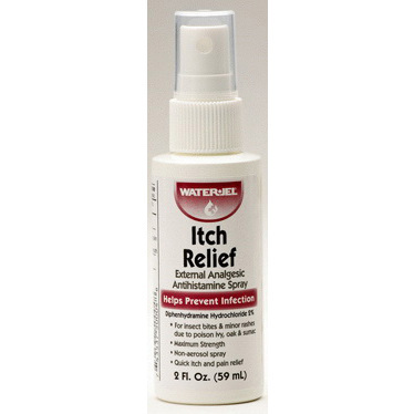 Itch Relief Spray, 2%, 2oz
