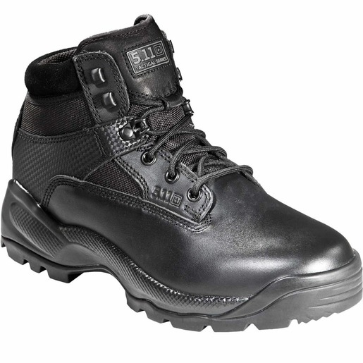 5.11® A.T.A.C.® Men's 6in Boots, Black, 10.5 Size, Wide