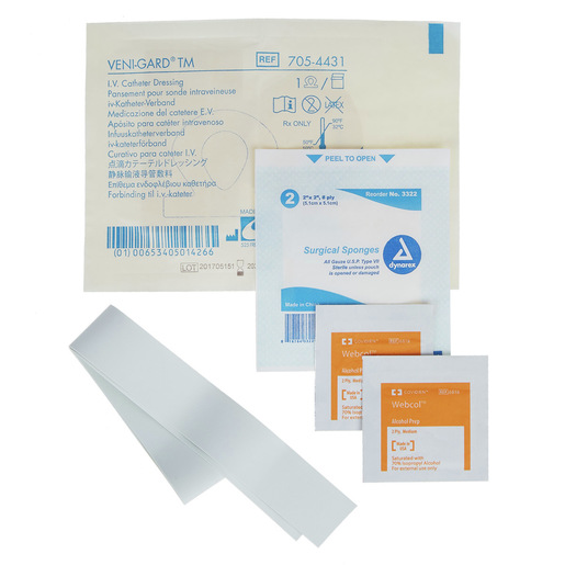 IV Start Kit *Non-Returnable and Non-Cancelable*