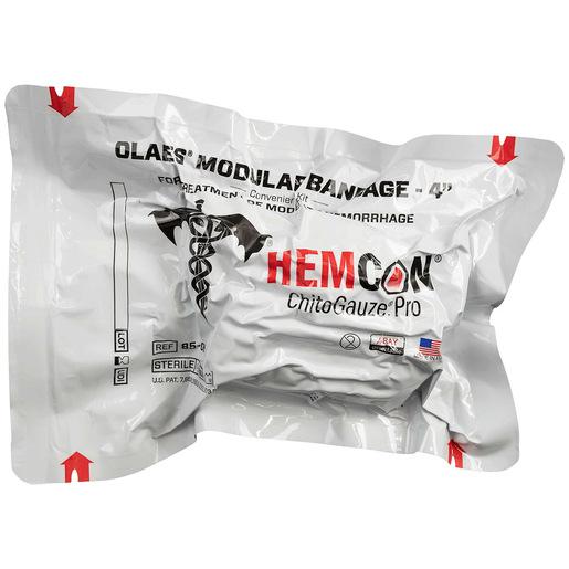 OLAES® Hemostatic Bandages