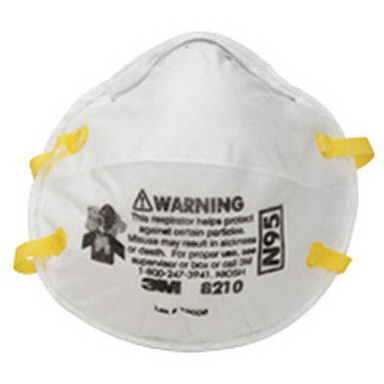 N95 Particulate Respirator, Medium/Large
