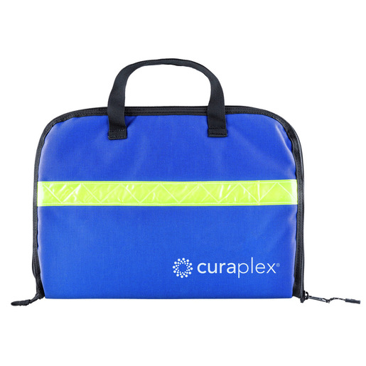 Curaplex® Laryngoscope Zippered Case, Royal