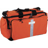 300 Semi-Rigid Trauma Bag, Large, Orange, 22in L x 14in W x 11in H