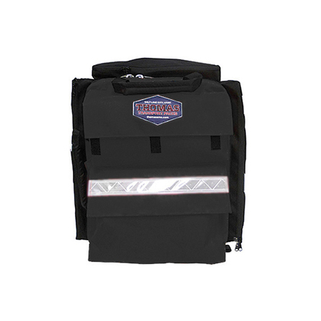 ALS Pack, 19in x 14in x 7in, Black, Pocketed