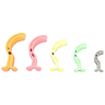 *Limited Quantity* Colored Berman Airway Kit, 6-Pack Bagged