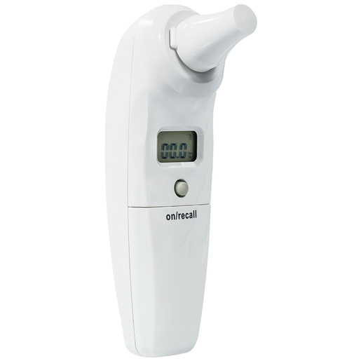 Curaplex® Infrared Ear Thermometer *Non-Returnable and Non-Cancelable*
