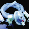 WhisperPak™ CPAP Procedure Pack with Large SealFlex Ribbed Cushion Mask, 10cm H2O CPAP valve