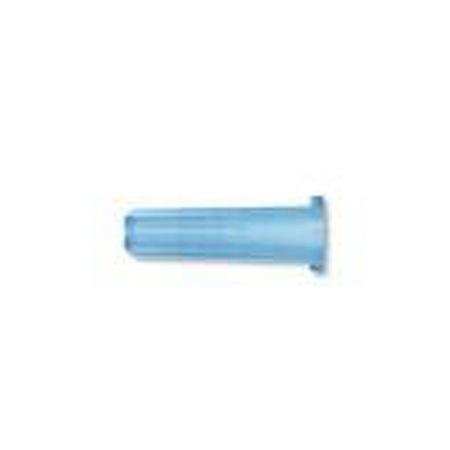 Syringe Tip Cap, Blue