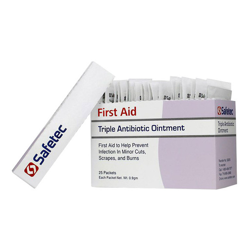 Triple Antibiotic Ointment, 0.9g
