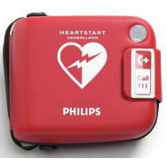 HeartStart FRx Carrying Case, Red