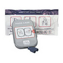 Smart II Defibrillator Pad, 1 Set, Adult/Child