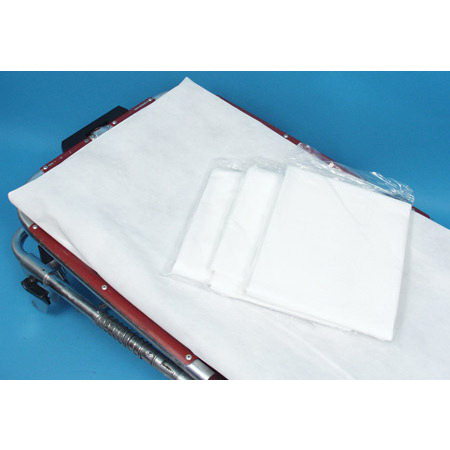 Curaplex® Heavy Duty Fitted Cot Sheets
