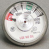 Replacement Gauge for PMI 270-Series Regulator