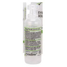 Eye Wash Bottle, 1oz, Sterile