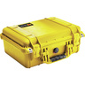 1454 Series Medium Protector Case with Padded Dividers, Yellow