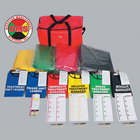 Rapid Response® Kit with with 13 ICS Positions