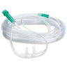 Oxygen Nasal Cannula with Tab, Curved, Non-Flare, Adult