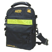 LifeLine AED Soft Carrying Case, Ballistic Nylon