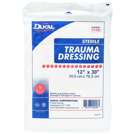 Multi-Purpose Trauma Dressing