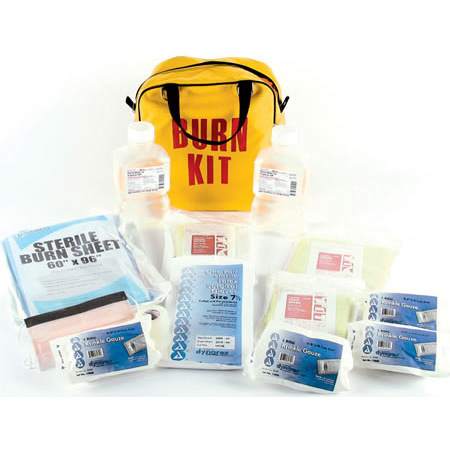 Burn Kit with Sterile Water