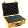 1520 Series Medium Protector Case™ with Foam, Yellow