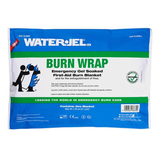 Water-Jel Burn Blankets