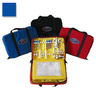 Aeromed Drug Kit, 13in x 9in x 3.5in, Blue
