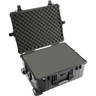 1610 Series Large Protector Case with Foam, Black