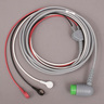 3-Lead ECG Cable, For LifePak® 12
