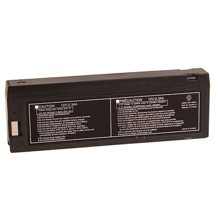 Battery, 2.3Ah, 12V, 7.17 x 0.94 x 2.36