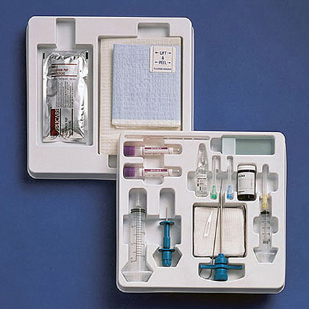 Jamshidi Bone Marrow Aspiration Tray Kit, Sterile, Standard, 11ga x 4in and 15ga Illinois