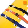 Curaplex® Polypropylene Two-piece Backboard Strap, Orange